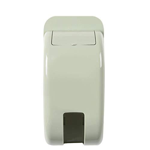 Viking* Garbage Trash Bags Dispenser Wall Mounted Plastic Bag Storage Box Storage Rack Container Organizer (Green) ()