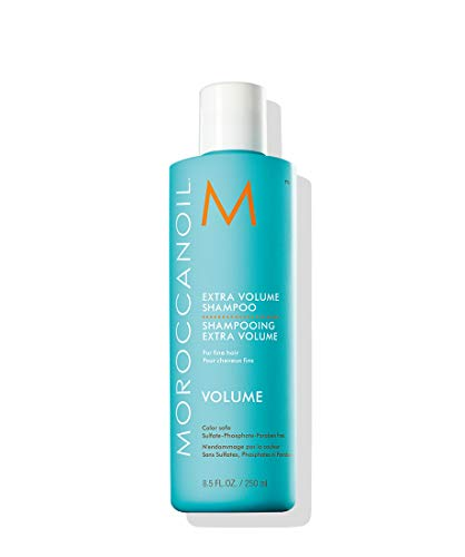 Moroccanoil Extra Volume Shampoo, 8.5 Fl. Oz. (Best Product For Fine Hair For Volume)
