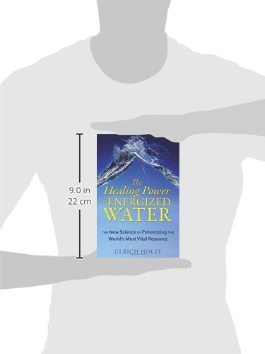 the healing power of water amazonfr the healing power of energized water ulrich holst