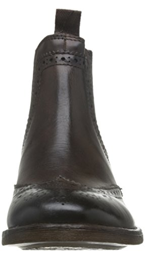 Base London Herren Southwark Boots, Braun Braun