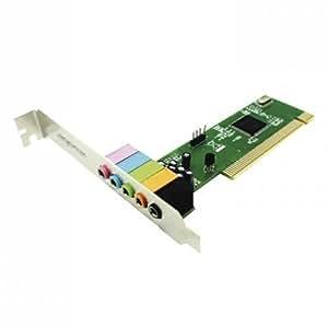 Approx APPPCI51 - Tarjeta de sonido 32 bit PCI 5.1, color ...
