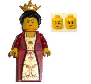 (LEGO Red Queen Minifigure (Castle) )
