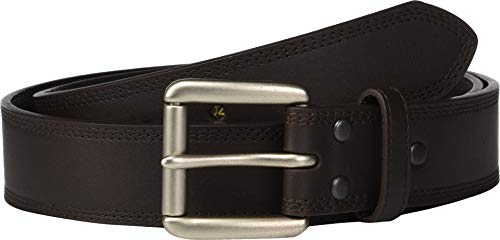 - Ariat Men's Classic Belt w/Roller Buckle Brown 32