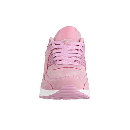 Elara Damen Herren Sneaker   Unisex Sport Laufschuhe   Turnschuhe   Chunkyrayan 19