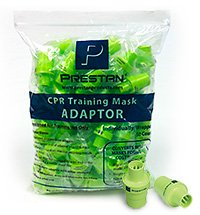 (Prestan CPR Mask Training Mask Adaptor - Training Valve )
