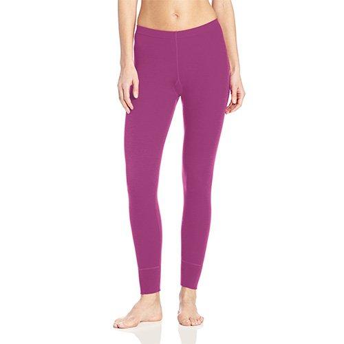 Minus33 Merino Wool Clothing 803 Women's Franconia Midweight Wool Bottom, Radiant Violet, Medium by Minus33 Merino Wool (Image #2)