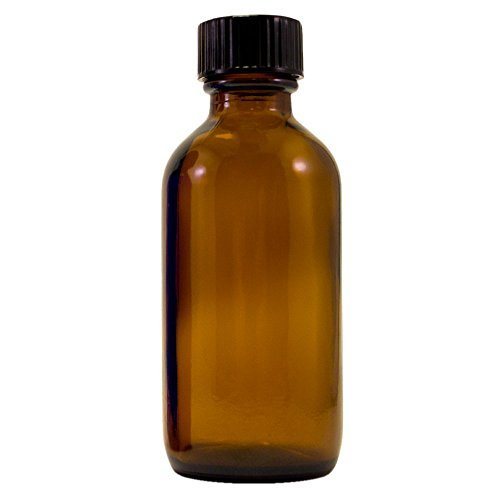 Greenhealth - Glass Bottle 2oz Amber W/black Phenolic Cone Lined Caps by ()