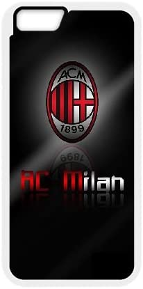 Ac Milan Football Logo Wallpaper High Definition 4 Iphone 6 Plus 5 5 Inch Cell Phone Case White Phone Cases Fashion Hard X2j8qv Amazon Co Uk Electronics