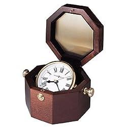 Universal Lighting and Decor Howard Miller Oceana 6 1/2 Wide Gimbaled Clock