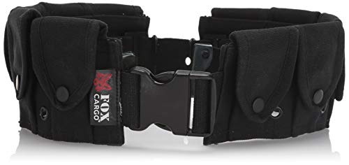 Fox Outdoor Products Military Belt, Black]()