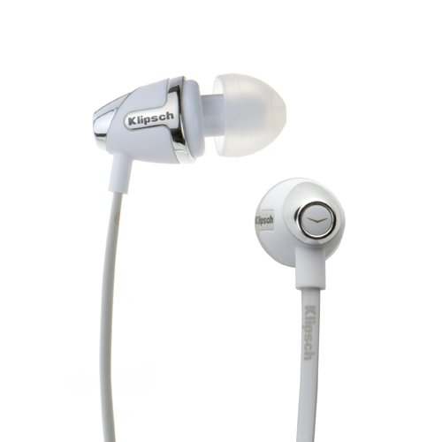 Klipsch Image S4 II White canal type earphone KLIMS40R12
