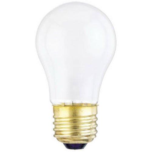 40 watt frosted appliance bulb - 4