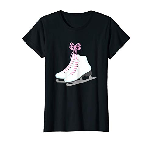 Cute Skating Skaters T Shirt for Girls Mom Teen Xmas Gift ()