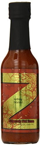 Z Nothing Hot Sauce, Beyond Extremely, 5 Ounce