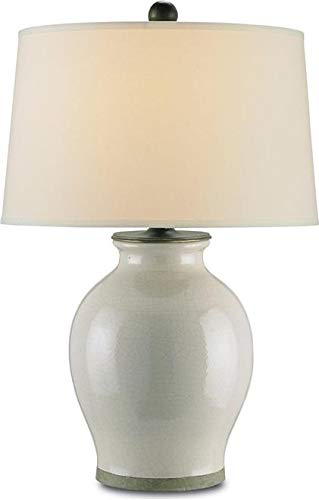 Currey & Company Table Lamp FITTLEWORTH Traditional Antique 1-Light B