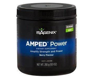 NEW Isagenix AMPED Power, 9.9 oz
