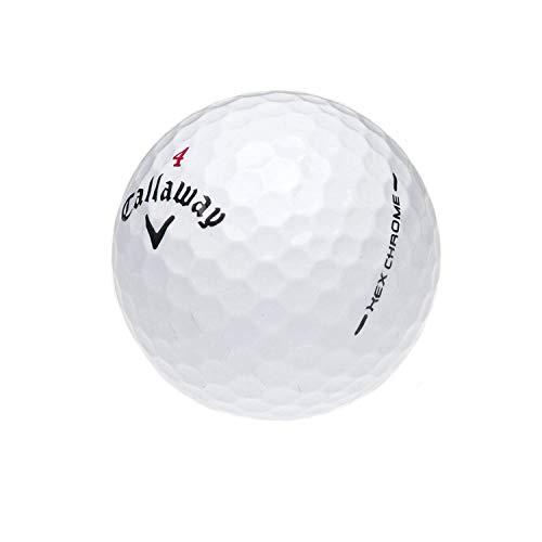 Callaway HEX Chrome Mix AAAA Pre-Owned Golf Balls