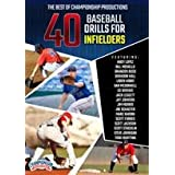 The Best of Championship Productions: 40 Baseball Drills for Infielders