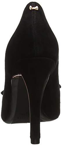 Zapatos Baker Negro de Mujer Blk Cerrada tacón para Gewell Black con Ted Punta BEqvdwd