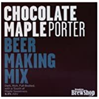 Brooklyn Brewshop - Chocolate Maple Porter 1 Gallon All-Grain Recipe Kit