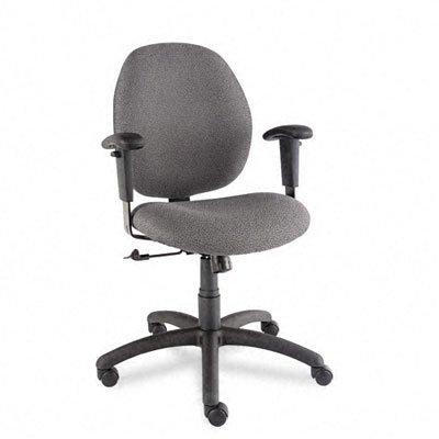 GLB31443NBKS111 - Global Graham Series Pneumatic Ergo-Tilter Swivel/Tilt Chair