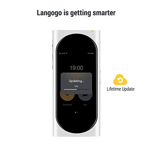 Langogo Genesis Voice Translator