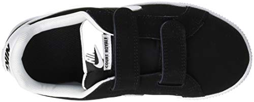 Tennis White NIKE de Chaussures Noir Black garçon PSV Royale 002 Court TgAq1