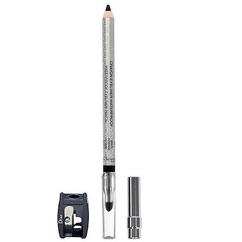 Christian Dior Long-wear Waterproof Eyeliner Pencil 094 Trinidad Black Christian Dior Crayon