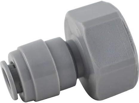 Push-Fit 2 Vías Divisor 8 X 8mm PK 5conectar 31057