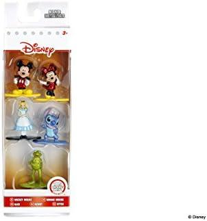 Jazwares-Nano METALFIGS Disney Pixar - Pack de 5 Figuras (Mickey ...