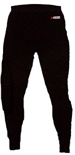 Onyx ArcticShield Men's Lightweight Baser Layer Pant, Black, X-Large ()