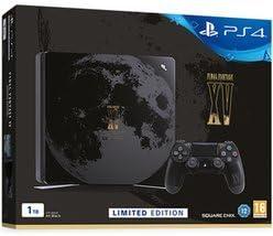 PlayStation 4 Slim (PS4) 1TB - Consola + Final Fantasy XV Edición Limitada: Amazon.es: Videojuegos