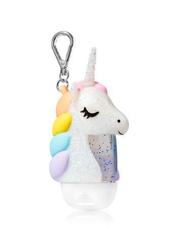 Buy Bath And Body Works Pocketback Holder Sparkly Unicorn Light Up