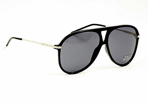 Amazon.com: Christian Dior anteojos de sol Mens Negro ...