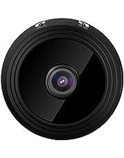 1080P HD verborgen camera, mini-monitor met USB-kabel en magnetische standaard, nachtzichtfunctie bewegingsdetectie, voor nanny camera/bewakingscamera/mini spy camera