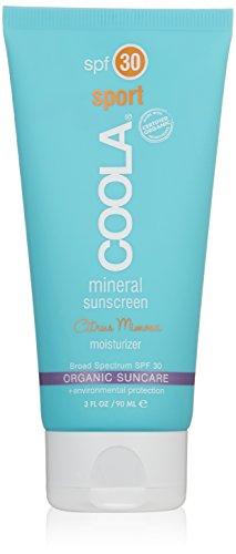 Coola Suncare Suncare Citrus Mimosa Moisturizer Mineral Sunscreen SPF 30, 3 Fl Oz