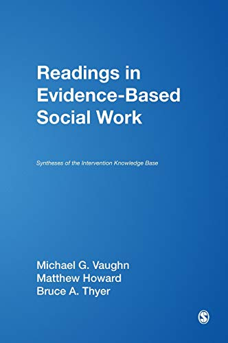 Readings in Evidence-Based Social Work: Syntheses of the Intervention Knowledge Base