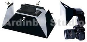 M9 S2 20.2/×12.2/×9cm D-Lux 3 Digilux 3 S3 Pro Fujifilm Finepix S2 Pro S5 Pro; Small Size D Lux3 V-Lux 1 Ardinbir Flash Softbox Diffuser for Leica D-Lux 4
