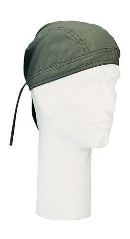 Olive Drab Headwrap - 6
