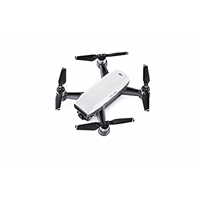 DJI Spark, Fly More Combo, Alpine White: Camera & Photo