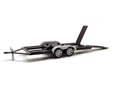 - Collectable Diecast Trailer for 1/18 Scale Cars