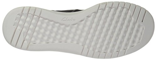 Clarks Mens Votta Edge Oxford Blu / Bianco