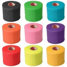 - Cramer Underwrap Rainbow 6 Pack