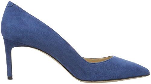 Hugo Hellia-s 10195651 01, Zapatos de Tacón para Mujer Azul (Medium Blue 428)