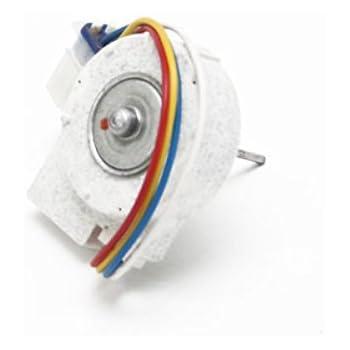 Ge part number wr60x10196 motor asm ref fan for Ge refrigerator evaporator fan motor problems
