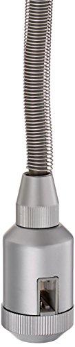 - WAC Lighting HM1-PCC96-PT Flexrail-1 Flexible Power Feed, 96-Inch