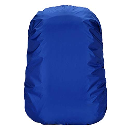 Tigivemen Waterproof Backpack School Package Cover,Camping Hiking Outdoor Rucksack Rain Dust Cover