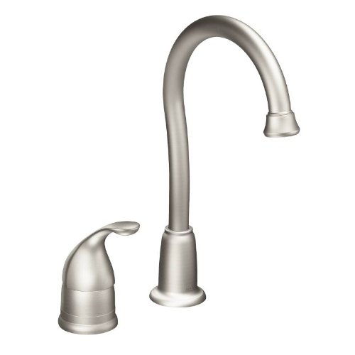 Moen 4905SRS Camerist One Handle Stainless