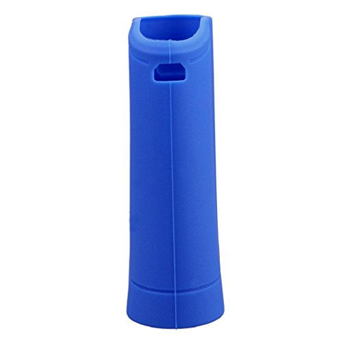 Useful Electronic Cigarette Holder MOKAO Silicone Holder Cover Case Pouch Sleeve For IPV Vesta 200w TC Box (Blue)