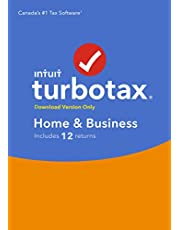 TurboTax Home & Business 2020 [PC Download]